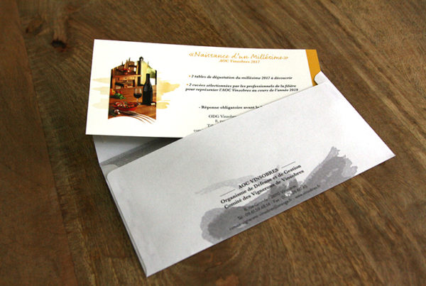 Invitations Comité des Vignerons 01