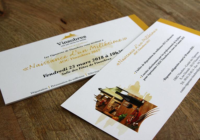 Invitations Comité des Vignerons 02