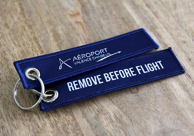 Porte-clefs AEROPORT DE VALENCE-CHABEUIL 01