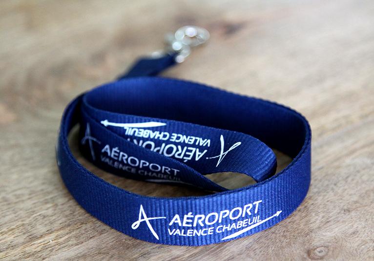 Tour de cou AEROPORT DE VALENCE-CHABEUIL 04