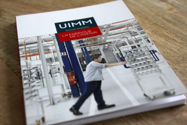 Bloc-notes avec couverture UIMM 26/07 - 01